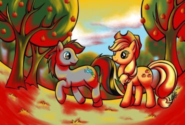 Welcome to Sweet Apple Acres by Contugeo
