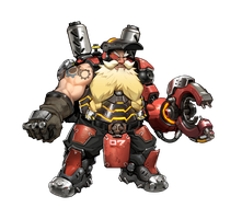 Torbjorn - Overwatch by PlanK-69