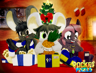 Happy Holidays, from PocketPixels! by 0-LOTUS-0