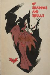 Of Shadows And Skulls by ChrisFaccone