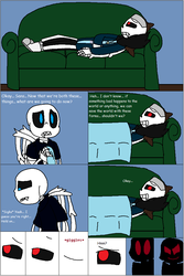 Evil Massacre page 30 by Stardraws143