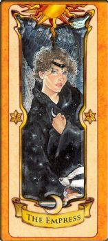 The Empress - Tammy Tarot Card by Sarbear-K