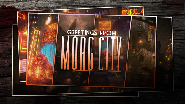 Greetings from Morg City! - Black Ops 3 Zombies by Samuwhale