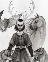 Herne the Hunter by verreaux