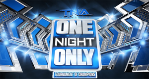 TNA one night only tournament of champions by TheGreatestThemes
