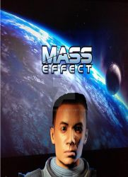 My OC in Mass Effect by Tenchi8