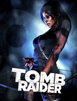 Tomb Raider -  Unofficial Poster by LitoPerezito