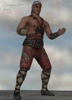 Champion Liu Kang [xps download] by judgmentfist