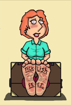 Lois Griffin *ANIMATED* by TheGifTickler