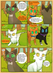 Warriors: Night and Fire Page 30 by Burrferns