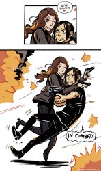 Person of Interest - Root and Shaw engaged by Maarika