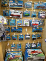 Bachmann Thomas and Friends stacked up by PowerXnetwork