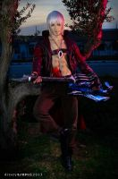 Devil Heart - Dante DMC 3 Cosplay by Leon Chiro by LeonChiroCosplayArt