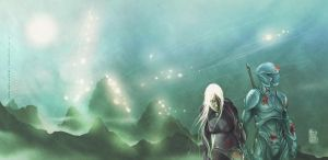 The Fall of Aireth Arnor by Aikurisu