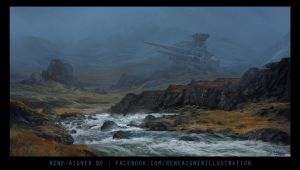 The Last Outpost by ReneAigner