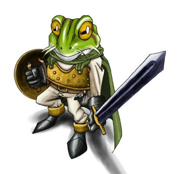 ChronoTrigger:Frog_by_pokerins by pokerins