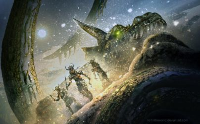 The Norse Warriors by no1intheworld