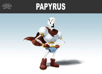 Papyrus Picks a Bone! by locomotive111