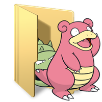 SlowBro Folder Icon by coco-swirl