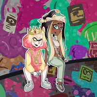 Octo Expansion by THISBANANA