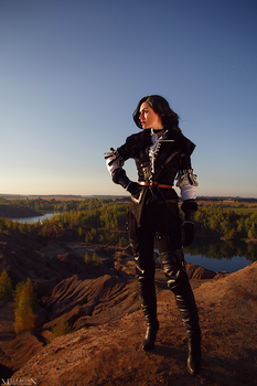 TW WH - Yennefer by MilliganVick