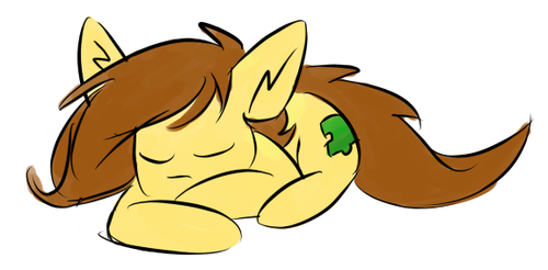 [ATG4] Day 15 - Sleep Now by Fuzzlepuzzle