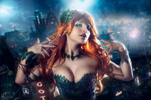 Poison Ivy - II by Hidrico