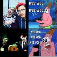 My Fangirl Reaction by SepticMist01