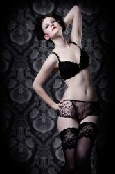 Wolfstochter: Sensuous by Nightshadow-PhotoArt