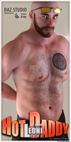 Model Assets - Hot Daddy - Leoni Body... OUT NOW by Kaos3d