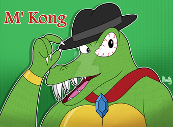 King K Rool's Fedora by Bsalg93