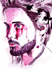 Jared Leto by beneaththespinlight