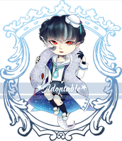 [CLOSED] ADOPTABLE : Ophiuchus by CatbitOz