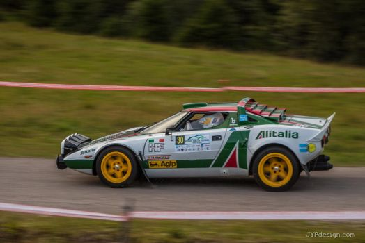 Lancia Stratos by jypdesign