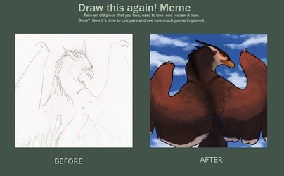 Before and After Meme by kaseylsnow