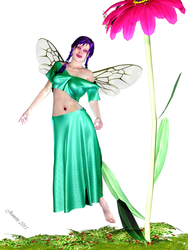 Valeries Fairy by moxiegraphix