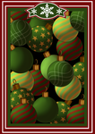 Advent Calendar|Day 20. Green by Lounabis