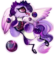 Marble Galaxy- JolleRaptor- Auction- CLOSED by Egglantine