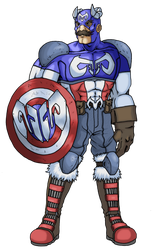 Heroic Braum by Angelic-Zinle