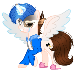 .:Gift:. [[i'm so... DONE WITH YOU]] by MLPCrystalHarmony