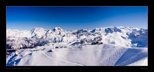 Pano View from La Saulire by dave-c