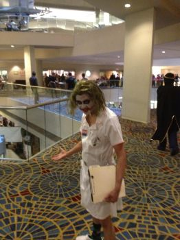 Joker nurse dragoncon 2012 by Bronysith
