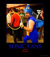 Sonic Fans sucks by Strangerswithcandy1