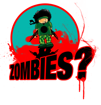 zombies? by iteras