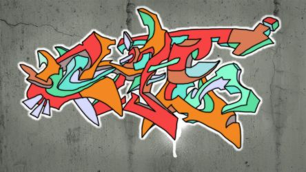 Wall Practice by shern
