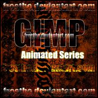 Animated Series Gimp Brushes I by FrostBo