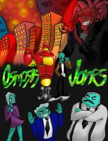 Osmosis Jones Poster by JadeMonkeyKing