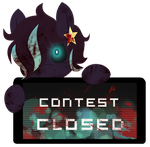 CM - Lunar Arrow Contest Closed Stamp by InkCartoon