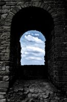 CASTLE WINDOW STOCK by Theshelfs