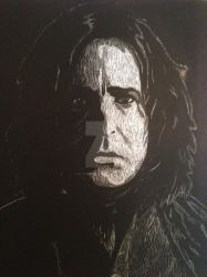 Severus Snape by AlwaysTaylor